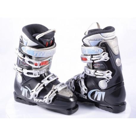 dámske lyžiarky TECNICA ATTIVA ENTRYX RT black, comfort fit, macro, easy fit