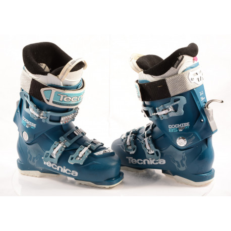 women's ski boots TECNICA COCHISE 85 W HV rt 2018, QUADRA ULTRA fit, WOMAN fit, SKI/WALK, QUICK instep