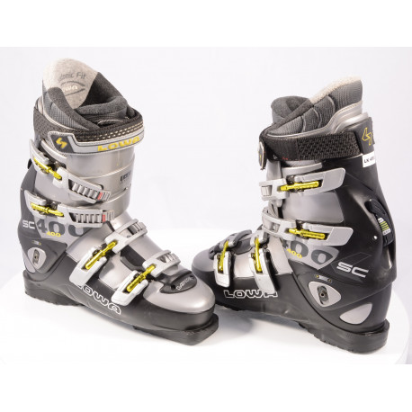 ski boots LOWA SC 400, Anatomic fit, Easy entry, SKI/WALK, Canting, micro ( TOP condition )