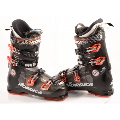 Skischuhe NORDICA SPEEDMACHINE 110 R, ANTIBACTERIAL, WHEATHER shield, canting, INFRA red, TRI-FORCE