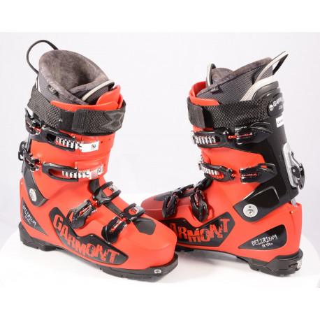 skialpinistické lyžiarky GARMONT DELIRIUM 130+, TLT, Water seal, SKI/HIKE, magnesium, micro, macro ( TOP stav )