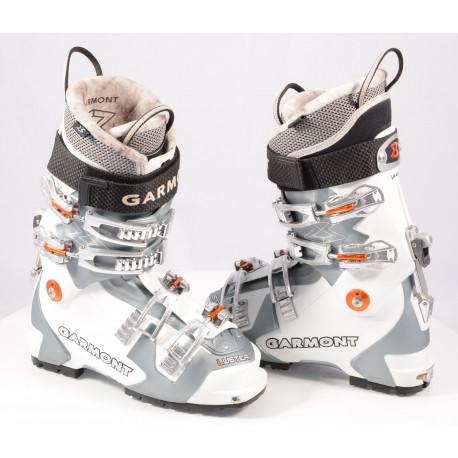skialpinistické lyžiarky GARMONT LUSTER, TLT, SKI/WALK, micro, macro ( ako NOVÉ )