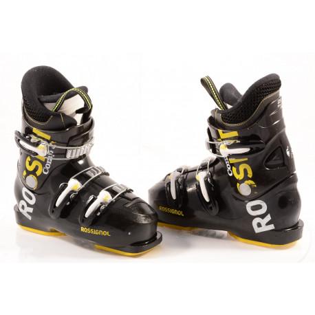 detské/juniorské lyžiarky ROSSIGNOL COMP J3 2018, black