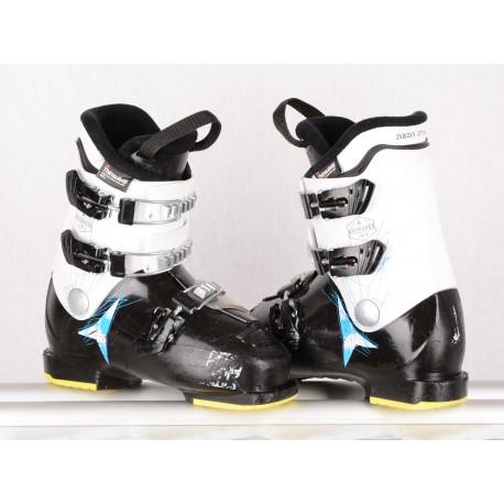 dětské/juniorské lyžáky ATOMIC WAYMAKER JR 3 black/white, THINSULATE insulation