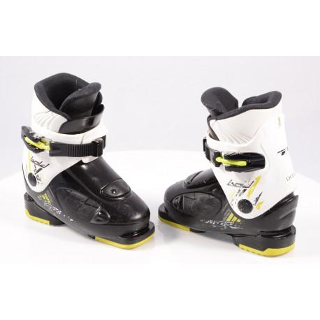 detské/juniorské lyžiarky DALBELLO BOLD 1, Ratchet buckle