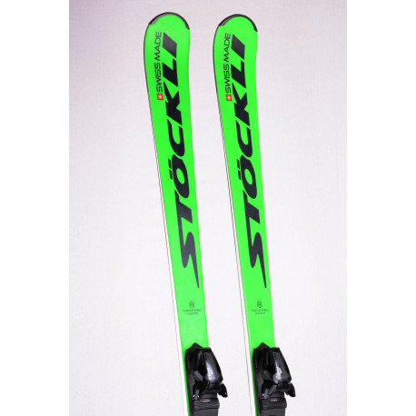 skis STOCKLI LASER SX 2020 TURTLE SHELL racing + Vist 310 ( TOP condition )