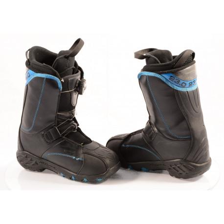 snowboardové topánky ATOMIC AIA BOA tec, BLACK/blue