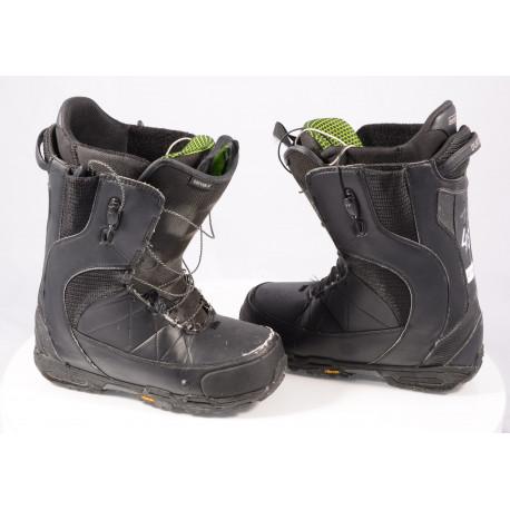 snowboardové topánky BURTON DRIVER X, Control lacing, Vibram, PowerUp, Imprint 3X