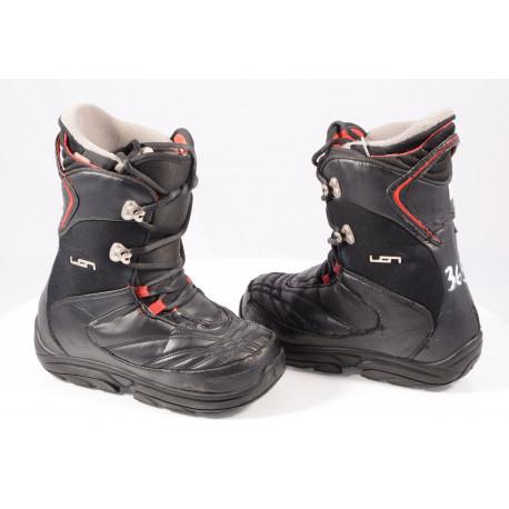 snowboardové topánky BURTON ION GROM Black
