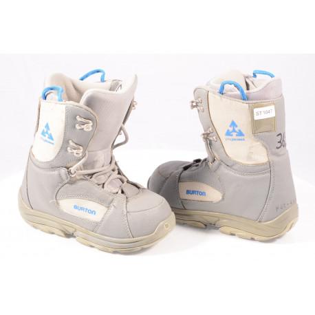 snowboardové topánky BURTON PROGRESSION KIDS