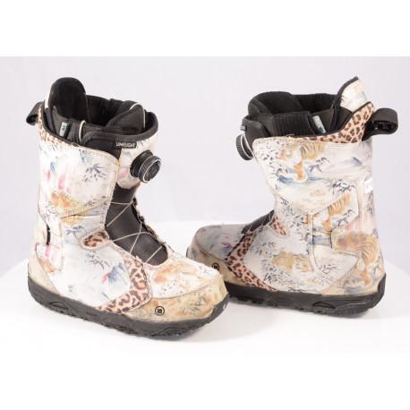 snowboardové topánky BURTON WOMENS LIMELIGHT BOA, Truefit, Imprint 2