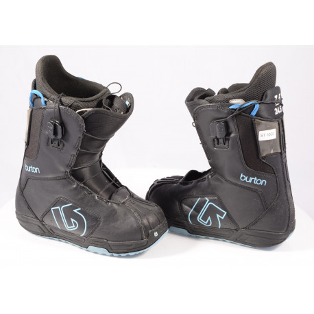 snowboardové topánky BURTON WOMENS PROGRESSION SZ, BLACK ( TOP stav )
