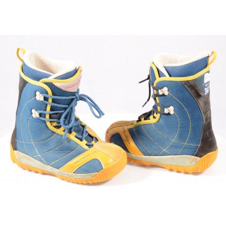 snowboardové topánky SALOMON TALAPUS JUNIOR