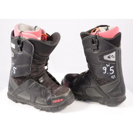 snowboardové topánky THIRTYTWO LASHED FT W BLACK ( TOP stav )