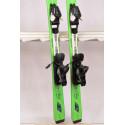 detské/juniorské lyže ATOMIC REDSTER X2 green 2019, bend-X, race rocker + Atomic L7 black/white ( ako NOVÉ )
