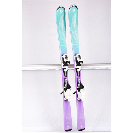 children's/junior skis BLIZZARD PEARL 2020 + Marker 4.5 ( TOP condition )