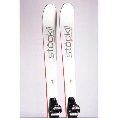 freeride skis STOCKLI STORMRIDER 88 TITEC 2020, titan, woodcore + Marker Griffon 13 ( TOP condition )