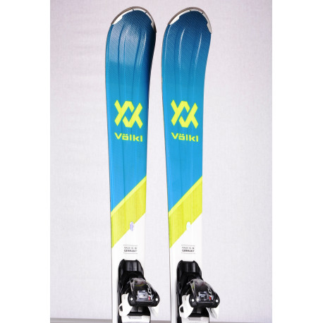 skis VOLKL DEACON 7.4 FDT 2020, Tip rocker, FULL sensor woodcore + Marker FDT 10 ( TOP condition )