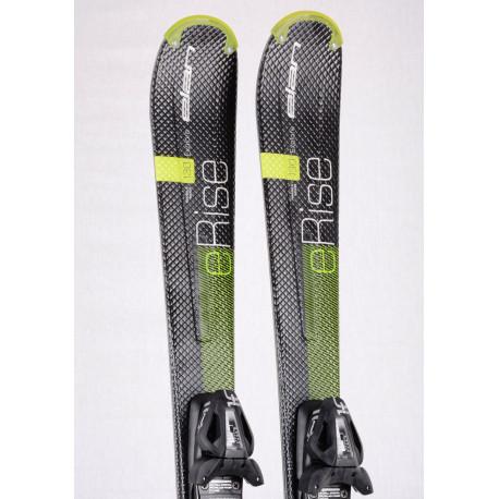new skis ELAN ERISE EXPLORE 72, parabolic rocker, handmade, woodcore + Elan ESP 10 new
