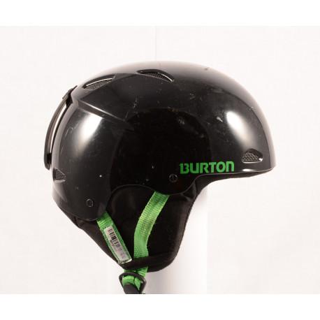 lyžiarska/snowboardová helma BURTON PROGRESSION GREEN SCYCAP einstellbar