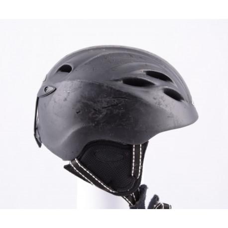 lyžiarska/snowboardová helma CP CURAKO black, nastaviteľná