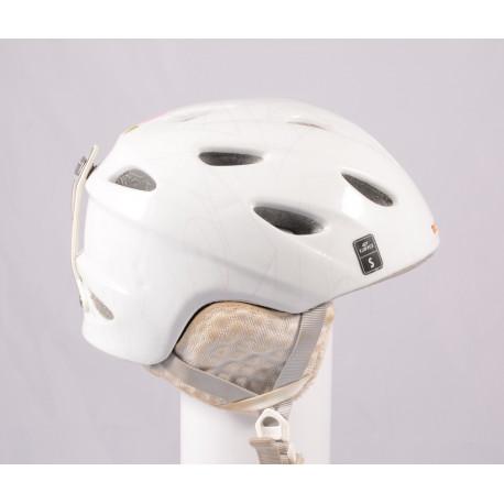 lyžiarska/snowboardová helma GIRO EMBER white, nastaviteľná