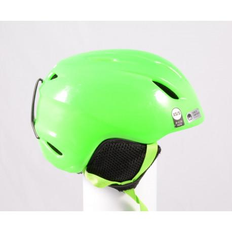 ski/snowboard helmet GIRO LAUNCH Green, adjustable
