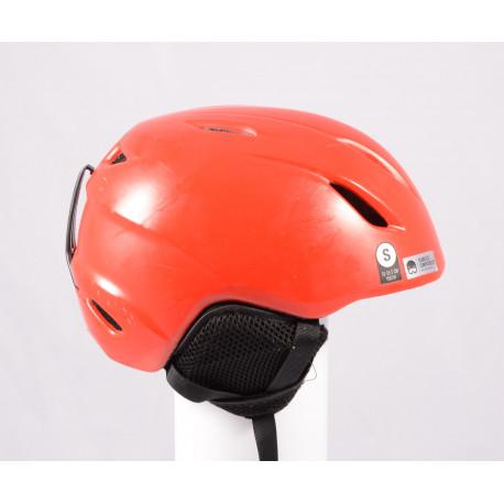 lyžiarska/snowboardová helma GIRO LAUNCH Red, einstellbar
