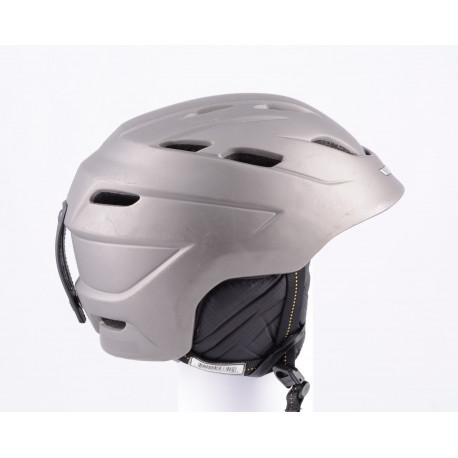 lyžařská/snowboardová helma GIRO NINE.10 grey, FOUNDATION, nastavitelná