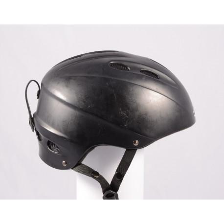 lyžiarska/snowboardová helma GIRO S4 Black