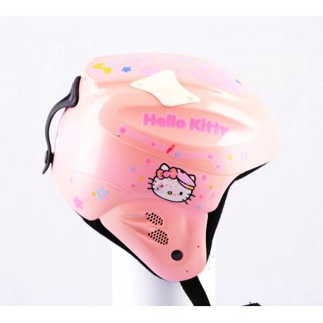 ski/snowboard helmet HELLO KITTY STERN pink ( TOP condition )