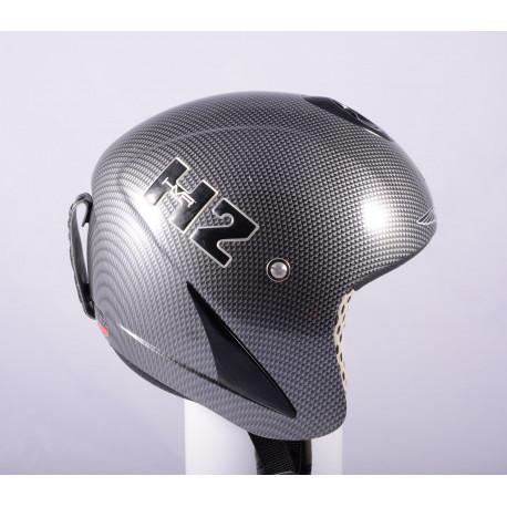 lyžařská/snowboardová helma HMR H2 real CARBON TITANIUM, AIR ventilation ( TOP stav )
