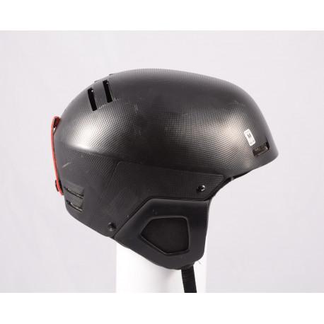 lyžiarska/snowboardová helma MARKER FE 2019, Black, einstellbar ( TOP stav )