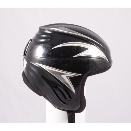 lyžiarska/snowboardová helma MIVIDA ARROW C.O.P., BLACK/White