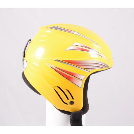 lyžiarska/snowboardová helma MIVIDA ARROW C.O.P., Yellow