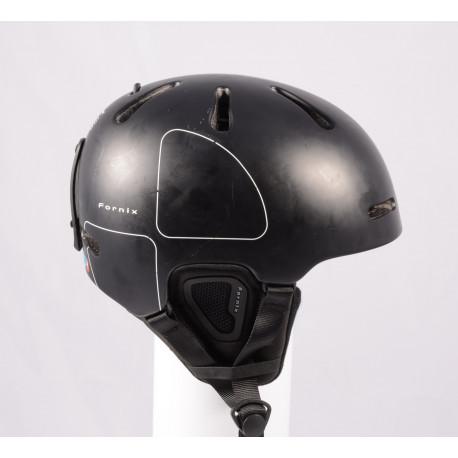 lyžiarska/snowboardová helma POC FORNIX 2019 Black, Air ventilation, einstellbar