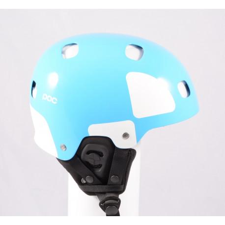 lyžiarska/snowboardová helma POC RECEPTOR BACKCOUNTRY MIPS Blue, Recco ( TOP stav )
