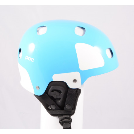 ski/snowboard helmet POC RECEPTOR BACKCOUNTRY MIPS Blue, Recco ( TOP condition )