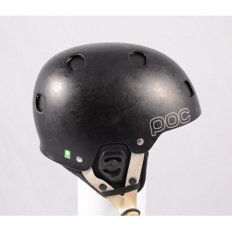 ski/snowboard helmet POC RECEPTOR BUG 2020 Black