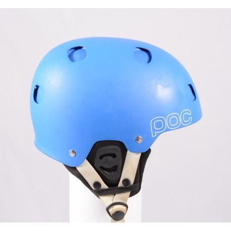 ski/snowboard helmet POC RECEPTOR BUG blue 2018 ( TOP condition )