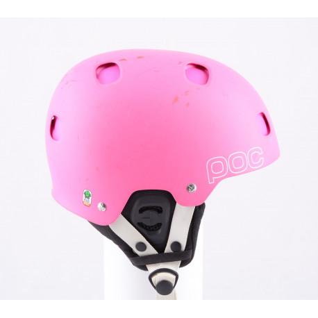 lyžiarska/snowboardová helma POC RECEPTOR BUG pink/matt 2018