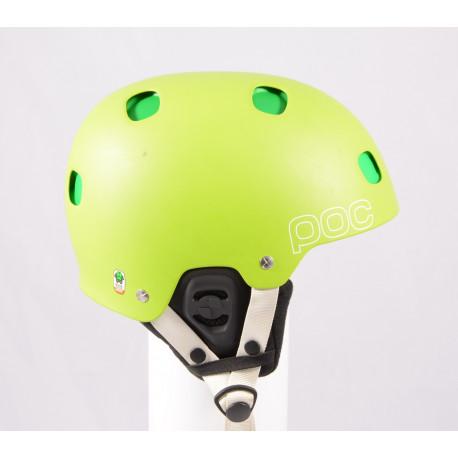 ski/snowboard helmet POC RECEPTOR BUG green 2018 ( TOP condition )