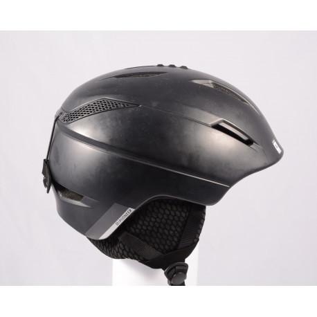 lyžařská/snowboardová helma SALOMON PIONEER MIPS 2020, BLACK, Air ventilation, nastavitelná ( TOP stav )