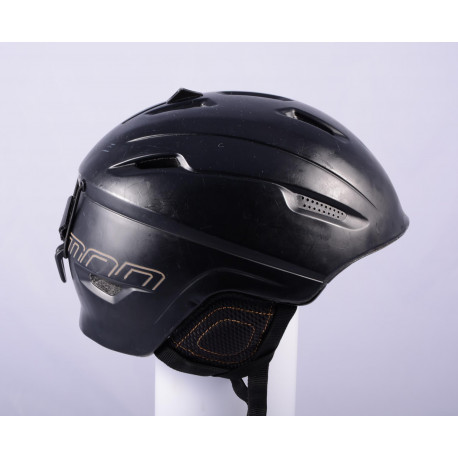 lyžařská/snowboardová helma SALOMON RANGER black, ventilation