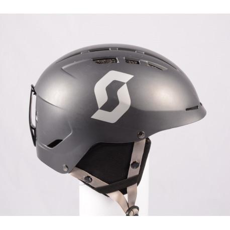 lyžiarska/snowboardová helma SCOTT APIC Black 2019, einstellbar ( TOP stav )