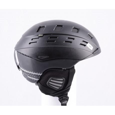 lyžiarska/snowboardová helma SMITH VARIANT black, airavac, airflow, nastaviteľná ( TOP stav )