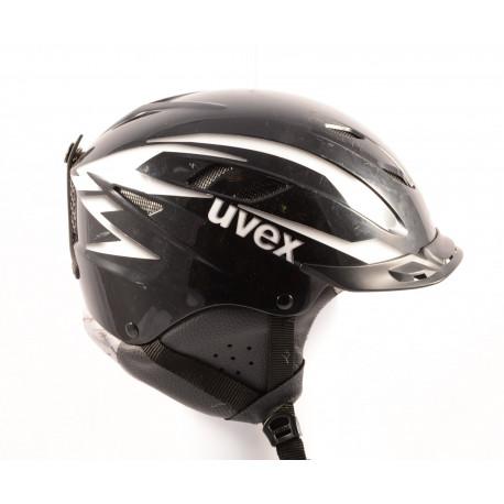 lyžiarska/snowboardová helma UVEX X-RIDE MOTION black, einstellbar