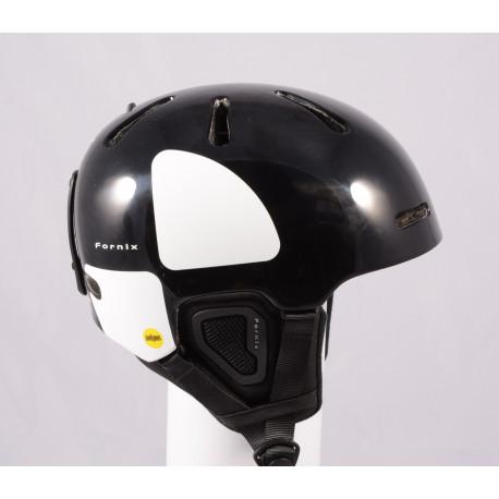 lyžařská/snowboardová helma POC FORNIX BACKCOUNTRY 2020, Black, Air ventilation, nastavitelná, Recco ( NOVÁ )