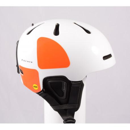lyžařská/snowboardová helma POC FORNIX BACKCOUNTRY 2020, White, Air ventilation, nastavitelná, Recco ( NOVÁ )