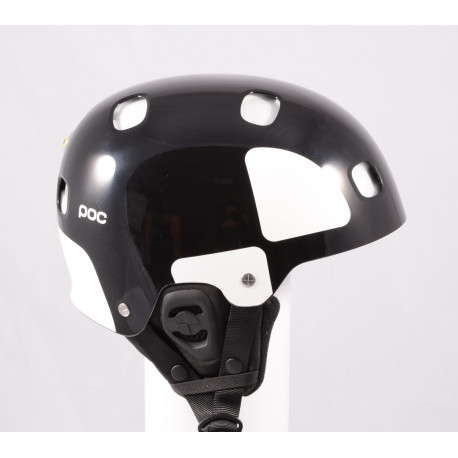 lyžařská/snowboardová helma POC RECEPTOR BUG BACKCOUNTRY, Uranium black, Recco ( NOVÁ )
